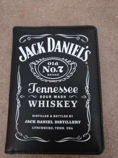 Jack Daniel's Passport Holder