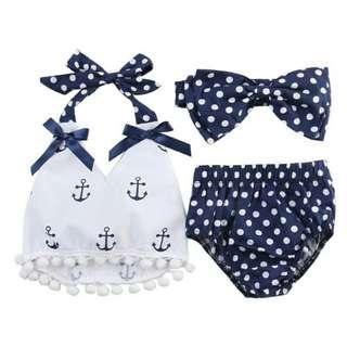 Anchor Summer Wear Set