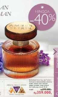 ORIFLAME parfume amber elixir