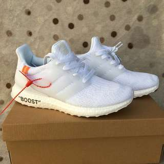 "Adidas Ultraboost ""off white"""