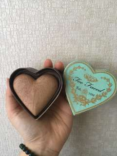Too Faced Sweetheart Bronzer