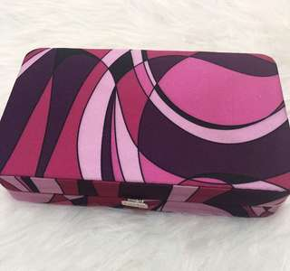Limited edition Tarte makeup brush  & magnetic palette toolbox