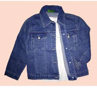 Denim Jacket - 200 php