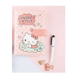 Hello Kitty Pink Diary Planner
