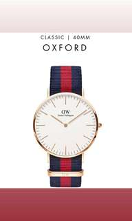 Daniel Wellington. Under retail