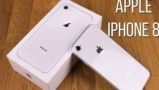 Kredit iPhone 8 256 GB tanpa kartu kredit