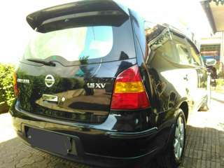 Nissan grand living 1.5 xp tahun 2010