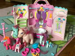 My little pony and friends music wardrobe