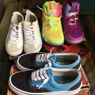 Steal kicks