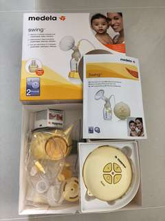 Medela Electric 2-Phase Breastpump $100 Very Good Condition!