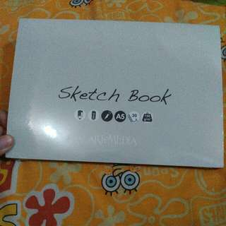 Sketch Book Artemedia A5