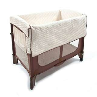 Arms reach mini arc co sleeper bassinet