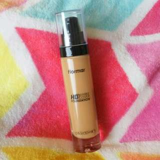 NEW HD Foundation Full Coverage