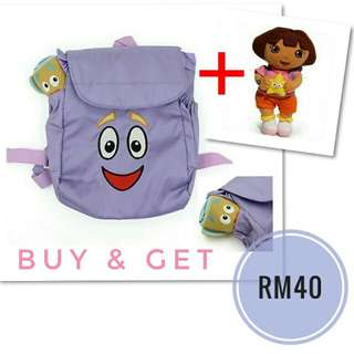 On #Sale!!Cartoon Backpack