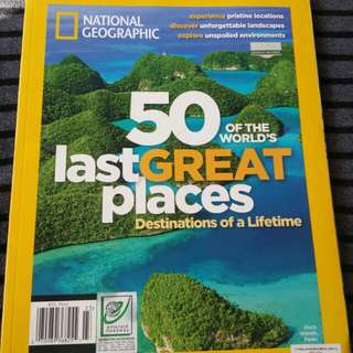 Natgeo 50 last great places