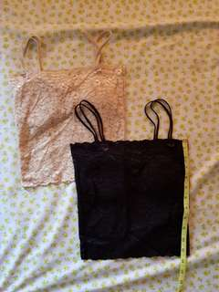 Lacey Sando Bundle Black and Beige