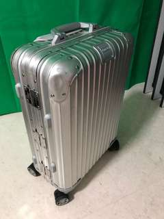 Authentic RIMOWA Cabin Size 4-Wheels