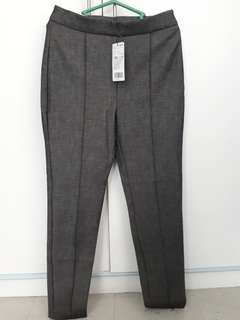 Mango Grey Trousers