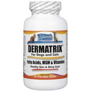 Kalahealth Dermatrix (for cats and dogs) 45 Chewable Tablets