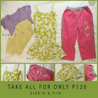 Take all for only 120! :)