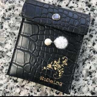 Local designer Nobeing pearl earring