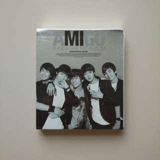 SHINee AMIGO album Taiwan Special Edition