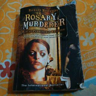 The Rosary Murderer by Richard Montanari