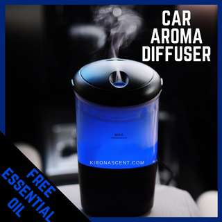 Car Fragrance/Car Aroma Diffuser/Car Humidifier/Essential Oil Diffuser/USB car diffuser/usb humidifier/