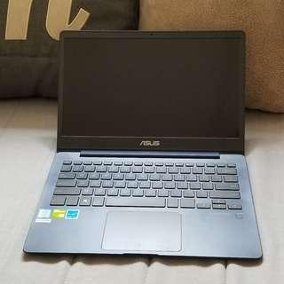 "Laptop Asus ZenBook 13"", 1.12kg, i7 8th Gen, 16GB RAM, NVIDIA Graphics, 512GB PCIe"