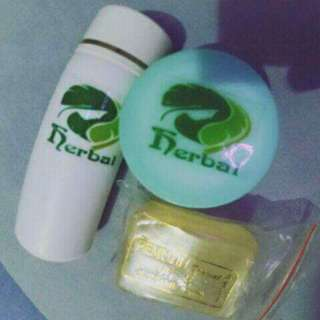 Cream Herbal Whitening Glowing