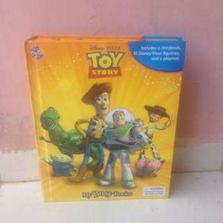 Disney My Busy Book - Toy Story