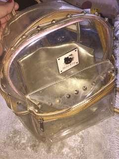 Preloved Transparent Bag