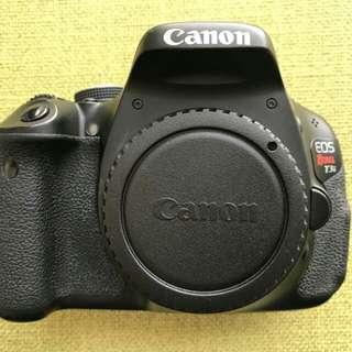 曙光數位 Canon 600D body