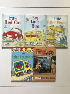 Ladybird - Books about Vehicles