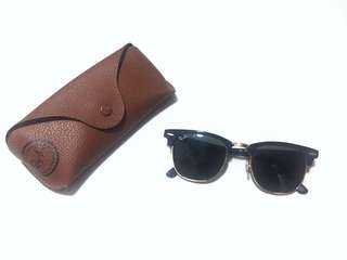 Ray Ban Club Master Sunglasses