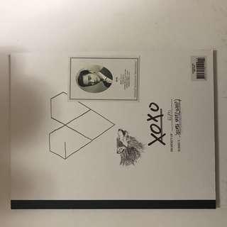 XOXO KOR EXO ALBUM