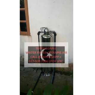 Water filter outdoor master with installation at KUALA TERENGGANU