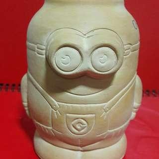 小黄人(clay)