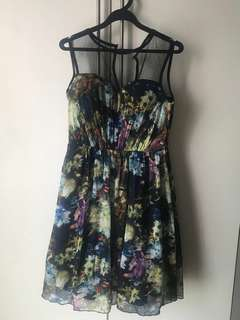 Floral dress from london