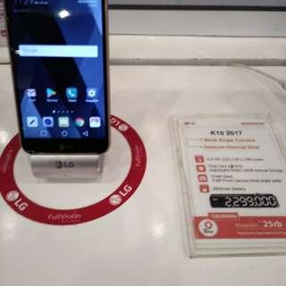 Cicilan Tanpa Kartu Kredit Hp LG K10 2017