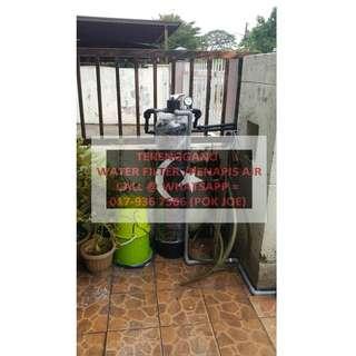 Water filter outdoor master with installation at KEMAMAN TERENGGANU / Penapis air luar rumah siap pasang di KEMAMAN TERENGGANU
