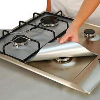 Non-Stick Stove Shield Set