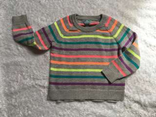 Gap sweater for 2years old