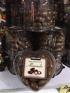 Repacked Kirkland Almonds 40pcs