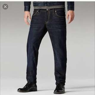 GSTAR Men Jeans reduced to 300!!!