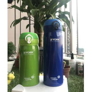 Johnson Controls Vacuum Flasks Set