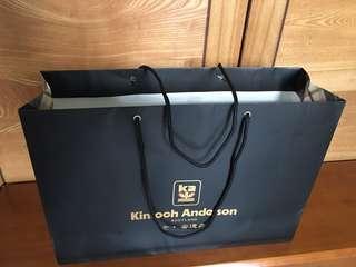 🚚 金安德森 超大紙袋