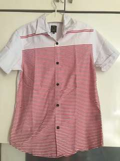 Kemeja Fred Perry Size m