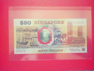 $50 note