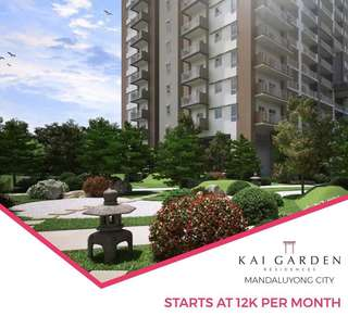 Pre Selling Condominium for Sale in Mandaluyong (NEAR ROCKWELL, Makati & BGC) AVAIL OUR INTRODUCTORY PRICE